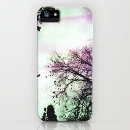Sleeping Bats iPhone Case
