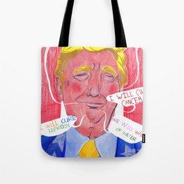 Trump! Tote Bag