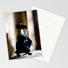The Dark Unicorn Stationery Cards