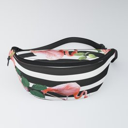 tropical flamingo Fanny Pack