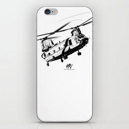 Chinook iPhone Skin