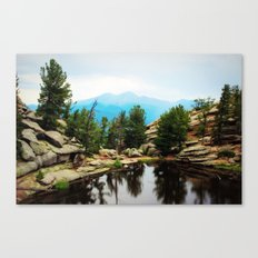 Gem Lake Canvas Print