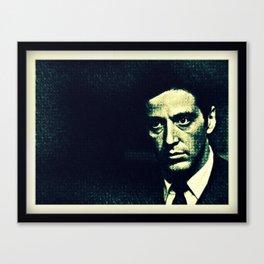 You Broke My Heart, Fredo Canvas Print