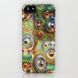 Deep Dream iPhone Case