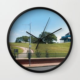 The Mount - Fleetwood - England Wall Clock