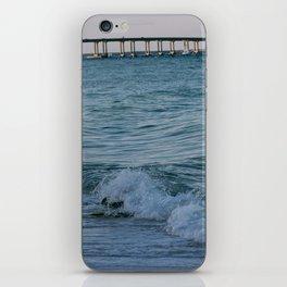 destin harbor iPhone Skin