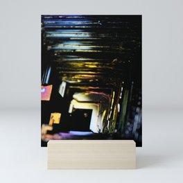 Handle Your Bismuth Mini Art Print