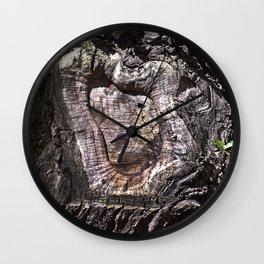 Holy Archaic Maria Wall Clock