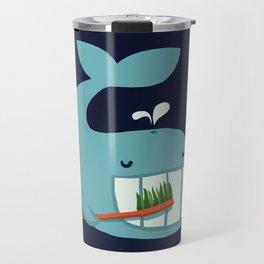 Brush Your Teeth Travel Mug