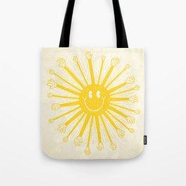 Heat Wave Tote Bag