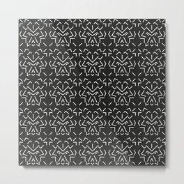 InsectoïdII/ Metal Print
