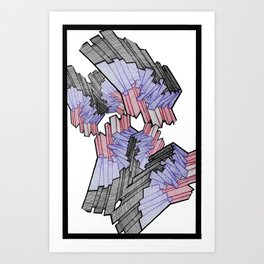 Tumbld Art Print