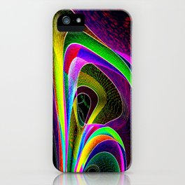 magneto-dynamic iPhone Case