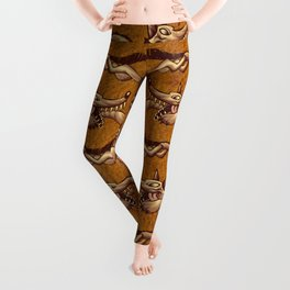 Run Wolf Run Leggings