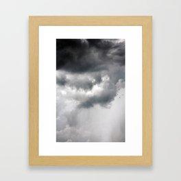 FIG. 3   CUMULONIMBUS Framed Art Print