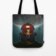 The Dreams Machine Tote Bag