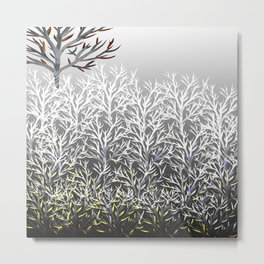 One happy tree Metal Print