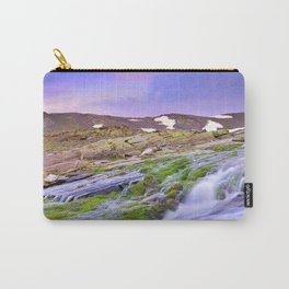 mountain river at 3000 meters high  Carry-All Pouch