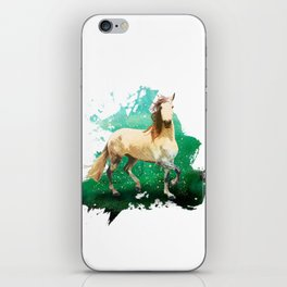 The wonderful horse iPhone Skin