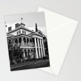Haunted Victorian Mansion Stationery Cards