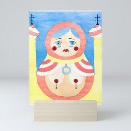 Matryoshka Mini Art Print