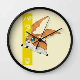 Pata Rookie Wall Clock