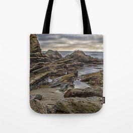 Moss Point Laguna Beach Tote Bag