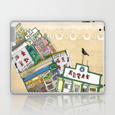 old houses Laptop & iPad Skin