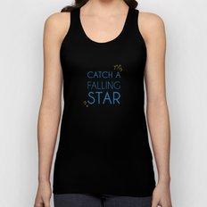 Catch A Falling Star Unisex Tank Top