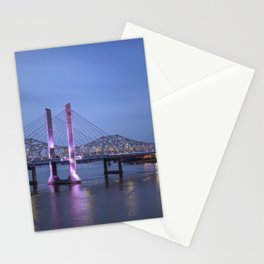 Lincoln Bridge Louisville, KY Stationery Cards