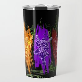TMNT Rock Travel Mug