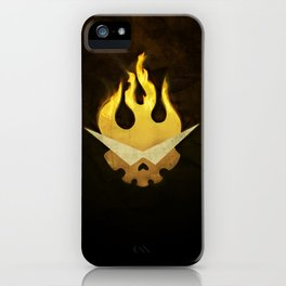 Gurren Lagann Movie Poster iPhone Case