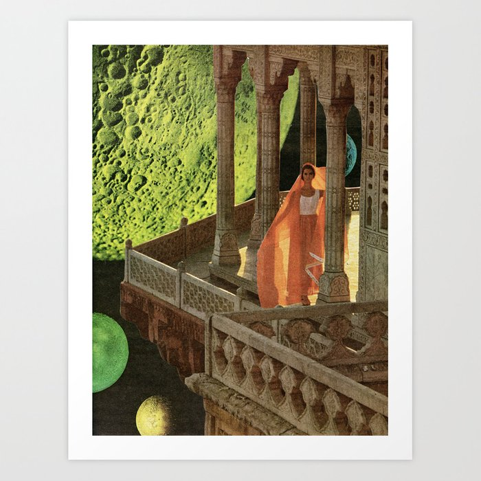 Enchanting Evening Art Print