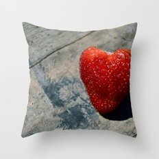 All Of My Heart Throw Pillow