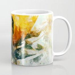 Born in Sunflower Coffee Mug