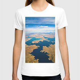 Planet Earth (Color) T-shirt