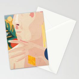 Greek obsession - golden moments No.2. Stationery Cards