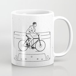 Welcome to Your Tape (Alternate Version) Coffee Mug