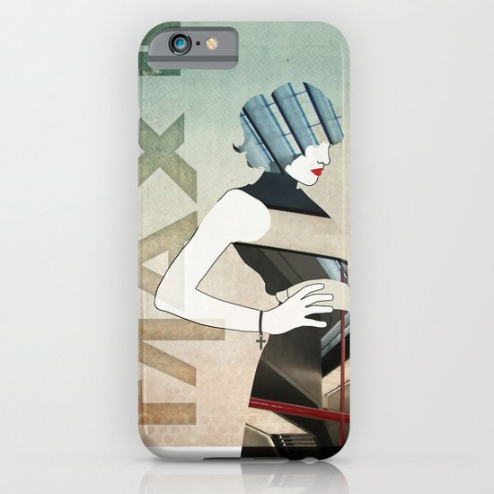 Maxii Girl iPhone & iPod Case