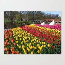 Bloom Bright Canvas Print