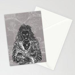 Morgana the High Priestess Stationery Cards