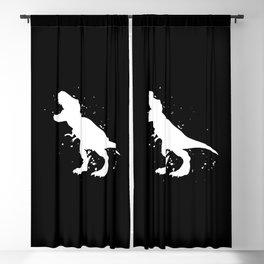 Dinosaur - Graphic Fashion Blackout Curtain