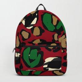 LEOPARD IN COLOR Backpack