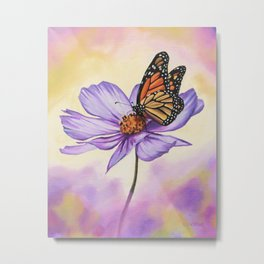From flower to flower Metal Print