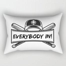 Everybody In Rectangular Pillow