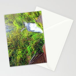 Oneonta Falls Stationery Cards