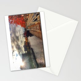 Lachine Canal Old Port Montreal Stationery Cards