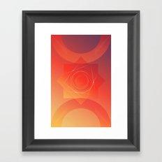 Wake up its morning Framed Art Print