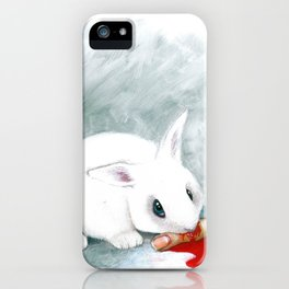 can i finish? iPhone Case