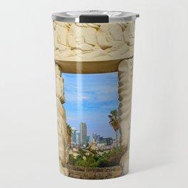 Gate of Faith Travel Mug